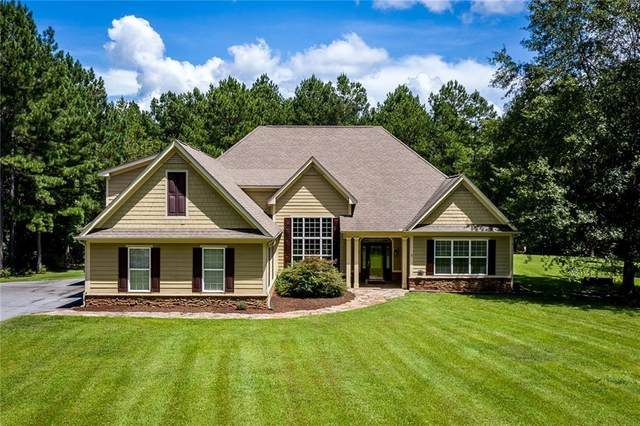 3 Bridgepointe Drive, Iva, SC 29655 (MLS #20230809) :: The Powell Group