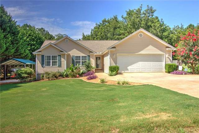 524 Pecan Grove Rd Road, Seneca, SC 29672 (MLS #20230826) :: Les Walden Real Estate