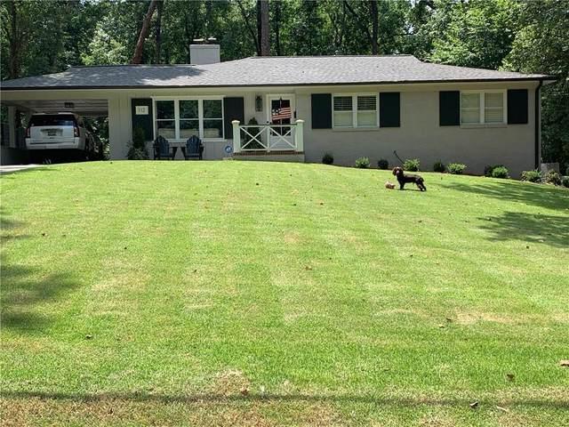 112 Poole Lane, Clemson, SC 29631 (MLS #20230837) :: Les Walden Real Estate