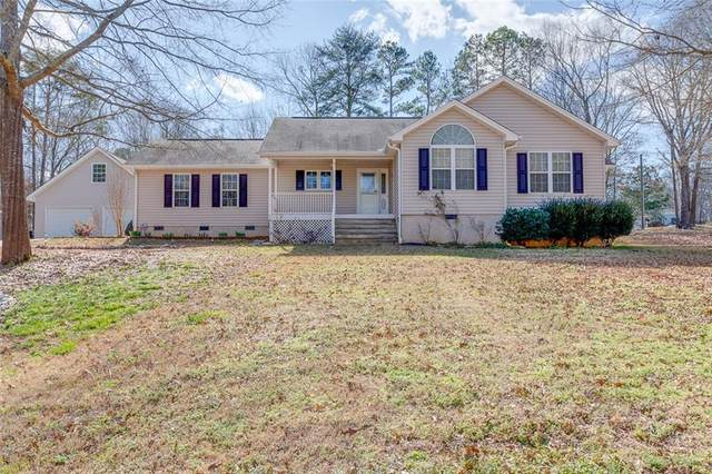 111 Judy Drive, Seneca, SC 29678 (MLS #20230854) :: The Powell Group
