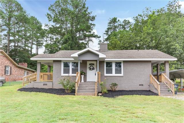 1102 Belhaven Road, Anderson, SC 29621 (MLS #20230861) :: The Powell Group