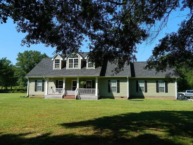 1017 Trotter Road, Anderson, SC 29626 (MLS #20230862) :: Prime Realty