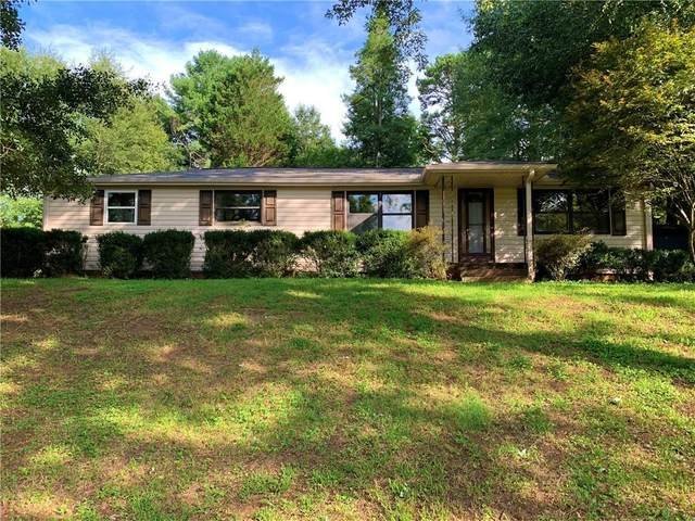 113 Welborn Road, Pickens, SC 29671 (MLS #20230863) :: The Powell Group