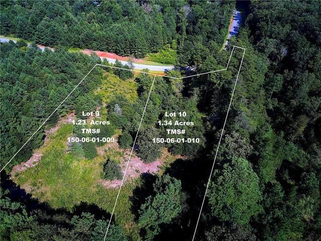 320 Stardust Lane, Seneca, SC 29672 (MLS #20230870) :: Tri-County Properties at KW Lake Region