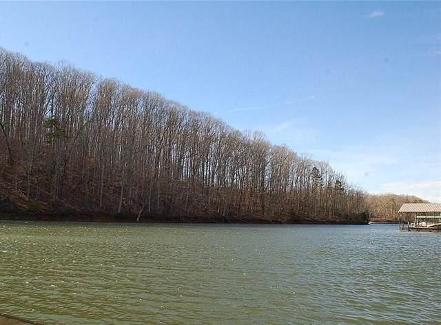 lot 6 Dobbs Lake Road, Hartwell, GA 30643 (MLS #20230878) :: Les Walden Real Estate