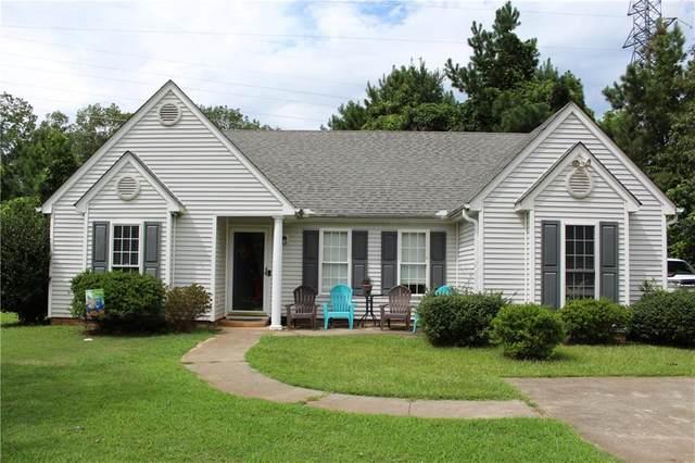 104 Forest Spring Drive, Seneca, SC 29678 (MLS #20230914) :: Les Walden Real Estate