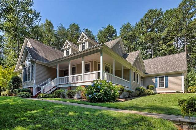 120 Woods Drive, West Union, SC 29696 (MLS #20230941) :: Prime Realty