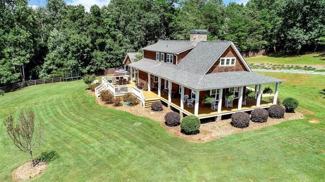 580 Hunter Mill Road, Liberty, SC 29657 (MLS #20230958) :: Les Walden Real Estate