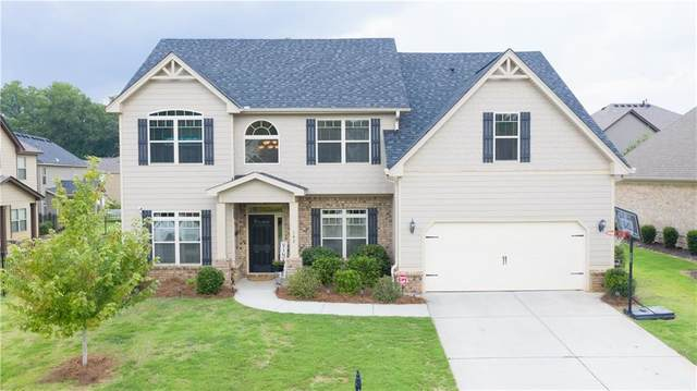 143 Buckland Drive, Anderson, SC 29621 (MLS #20230959) :: The Powell Group