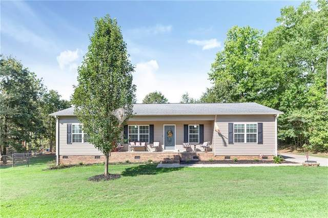 100 Whistle Way, Pelzer, SC 29669 (MLS #20230979) :: The Powell Group