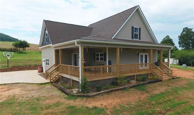 125 Vera Holliday Road, Six Mile, SC 29682 (MLS #20230983) :: Les Walden Real Estate