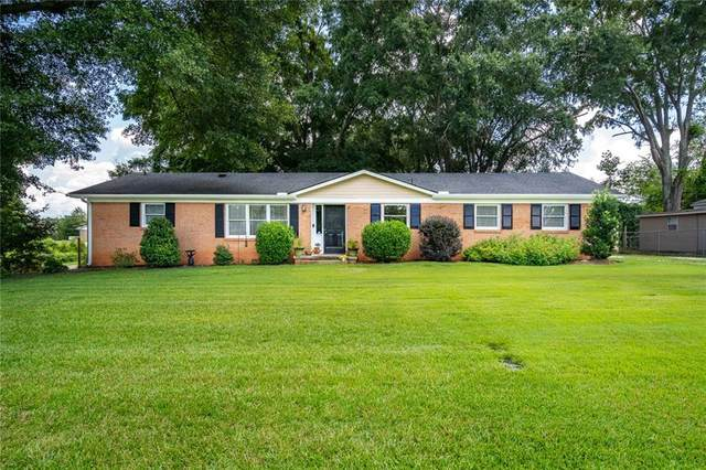 112 Paul Street, Central, SC 29630 (MLS #20231010) :: The Powell Group