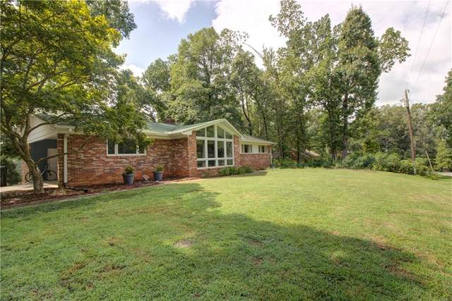 122 Eastwood Circle, Westminster, SC 29693 (MLS #20231033) :: The Powell Group