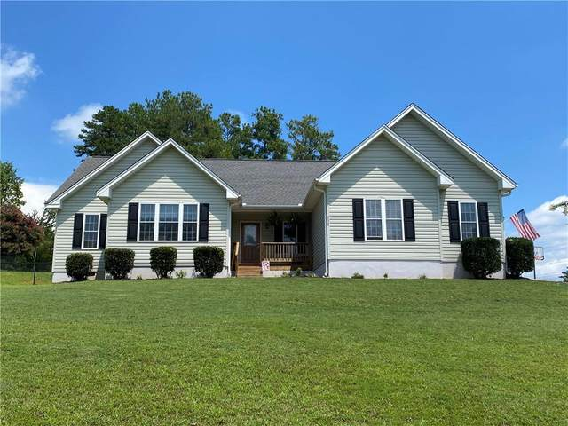 838 Perkins Creek Road, Seneca, SC 29678 (MLS #20231034) :: The Powell Group