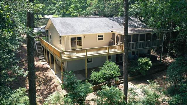 215 Circle Drive, Townville, SC 29689 (MLS #20231073) :: Les Walden Real Estate