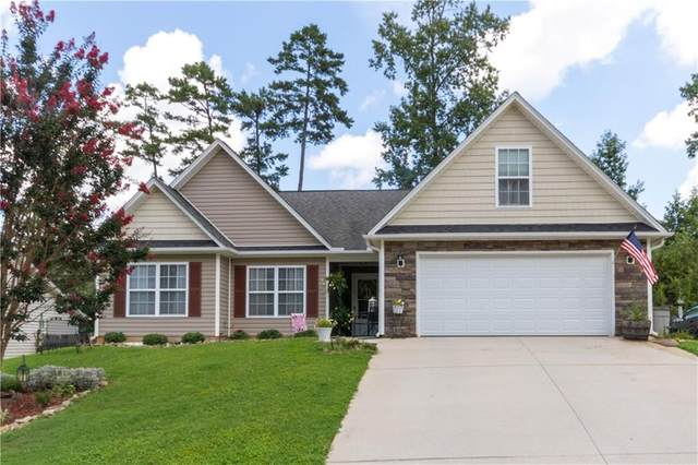 108 Heatherbrooke Court, Easley, SC 29640 (#20231100) :: J. Michael Manley Team