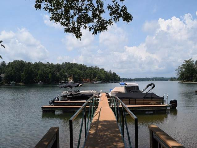 Lot 229 Mapleleaf Way, Seneca, SC 29672 (MLS #20231122) :: Tri-County Properties at KW Lake Region