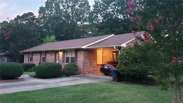 107 Northgate Drive, Anderson, SC 29625 (MLS #20231151) :: The Powell Group