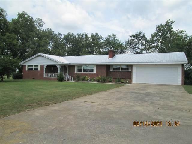 3664 Royston Highway, Hartwell, GA 30643 (MLS #20231216) :: Les Walden Real Estate