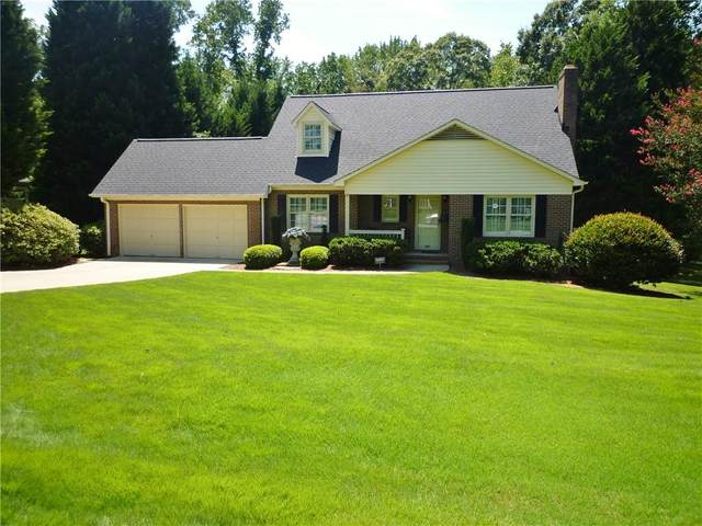 112 Hiawatha Drive, Belton, SC 29627 (MLS #20231234) :: The Powell Group