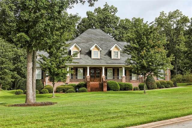 1 Old American Boulevard, Pendleton, SC 29670 (MLS #20231240) :: The Powell Group