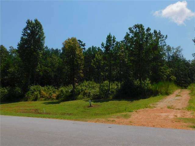 00 Harbor Ridge Road, Seneca, SC 29672 (MLS #20231295) :: Les Walden Real Estate