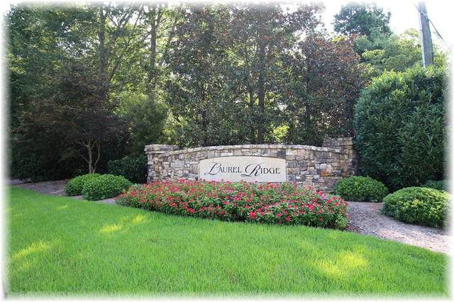 Lot 1 Laurel Ridge Woods Edge Drive, Seneca, SC 29672 (MLS #20231296) :: The Powell Group