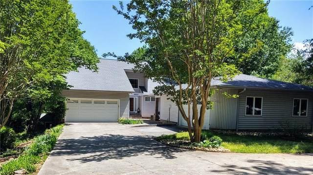 1602 Keowee Lakeshore Drive, Seneca, SC 29672 (#20231307) :: Expert Real Estate Team