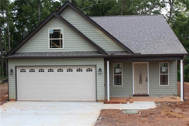 104 Monticello Circle, Anderson, SC 29624 (MLS #20231310) :: The Powell Group