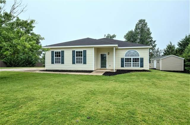 108 Tallahatchie Trail, Liberty, SC 29657 (MLS #20231315) :: The Powell Group