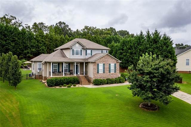 102 Royal Dor Noch Court, Anderson, SC 29621 (MLS #20231341) :: The Powell Group
