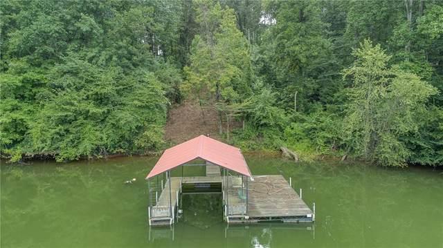 34 Jimmy Parish Drive, Lavonia, GA 30553 (MLS #20231357) :: Les Walden Real Estate