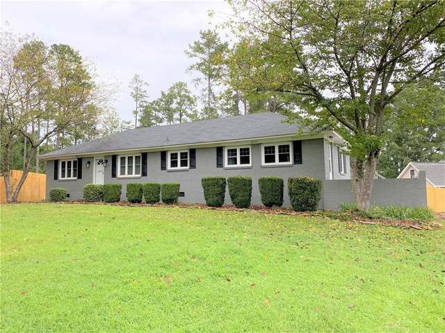 1215 Williams Road, Anderson, SC 29625 (MLS #20231364) :: The Powell Group