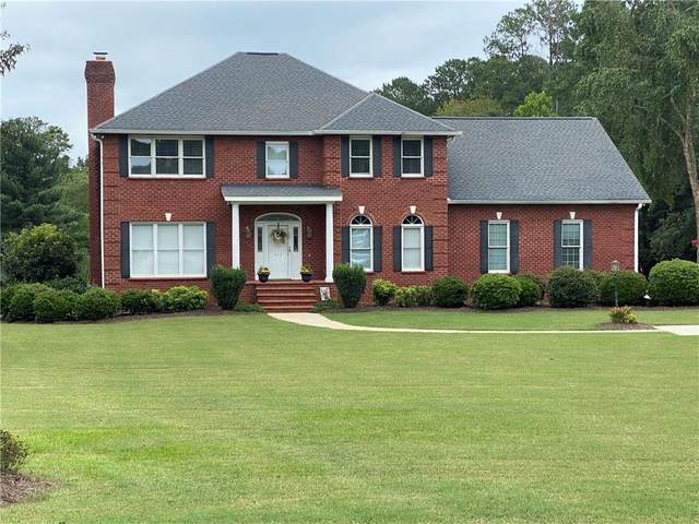 412 Sutton Place, Anderson, SC 29621 (MLS #20231385) :: Prime Realty