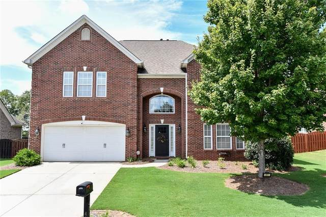 41 Fawn Hill Drive, Anderson, SC 29621 (MLS #20231389) :: The Powell Group