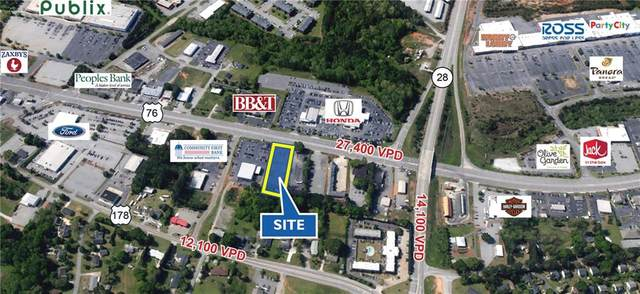 4010 Clemson Boulevard, Anderson, SC 29621 (MLS #20231407) :: The Powell Group