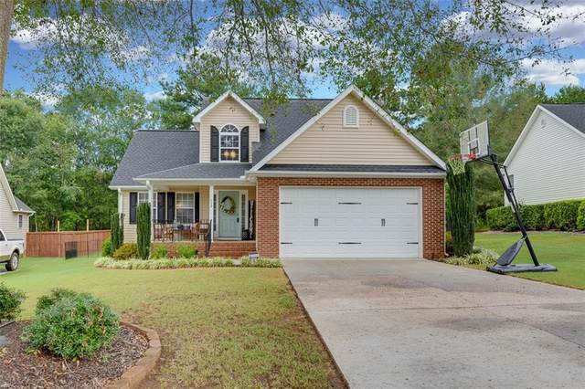 112 Royal Drive, Williamston, SC 29697 (MLS #20231413) :: The Powell Group