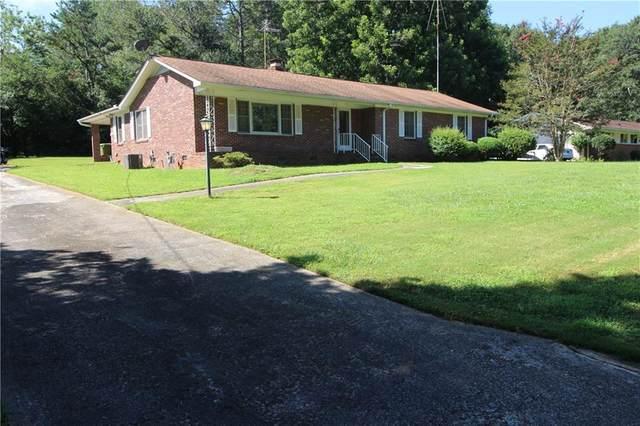 107 Pleasant View Drive, Clemson, SC 29631 (#20231428) :: J. Michael Manley Team