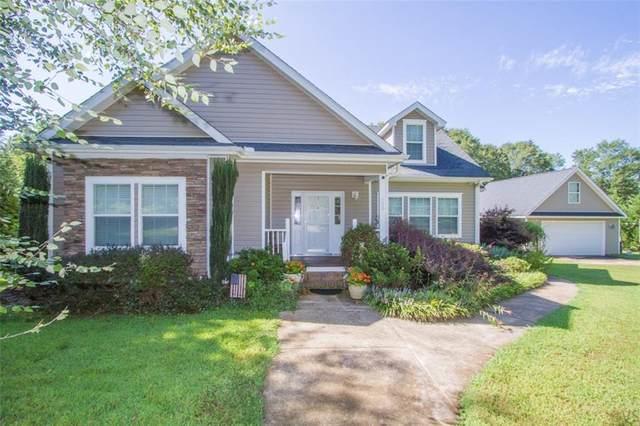 953 Walker Road, Pendleton, SC 29670 (MLS #20231436) :: Les Walden Real Estate