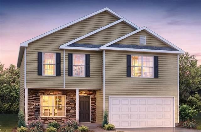 208 Millhone Way, Pendleton, SC 29670 (MLS #20231457) :: Les Walden Real Estate