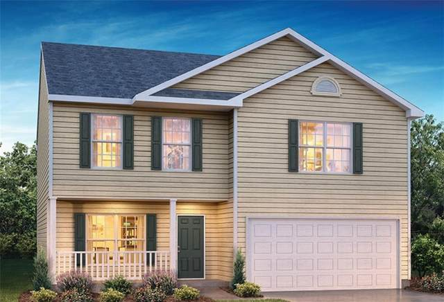 209 Millhone Way, Pendleton, SC 29670 (MLS #20231461) :: Les Walden Real Estate