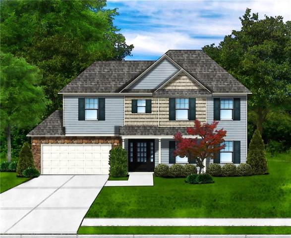 163 Sunny Point Loop, Central, SC 29630 (MLS #20231510) :: The Powell Group