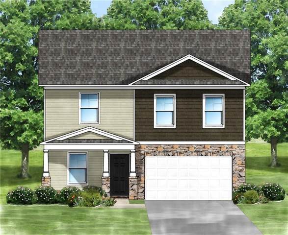 187 Sunny Point Loop, Central, SC 29630 (MLS #20231512) :: The Powell Group