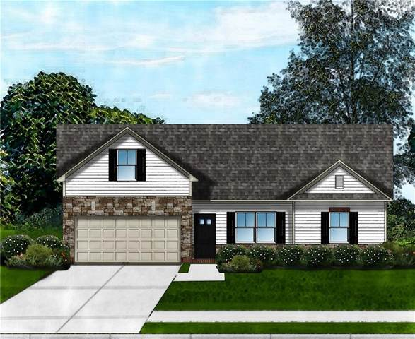 136 Sunny Point Loop, Central, SC 29630 (MLS #20231517) :: The Powell Group