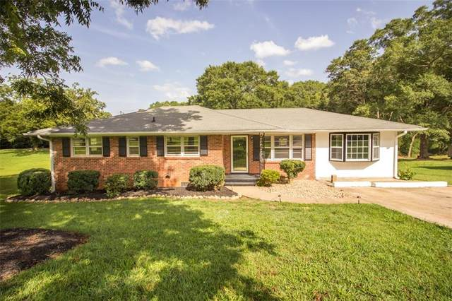 1117 Ramona Drive, Belton, SC 29627 (MLS #20231529) :: Les Walden Real Estate