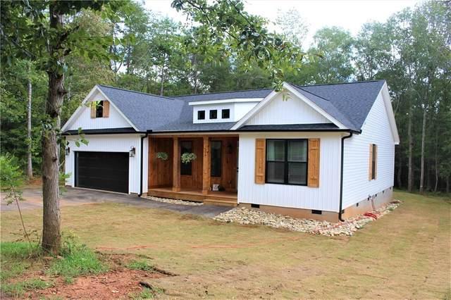 1326 Five Forks Road, Pendleton, SC 29670 (MLS #20231531) :: Les Walden Real Estate