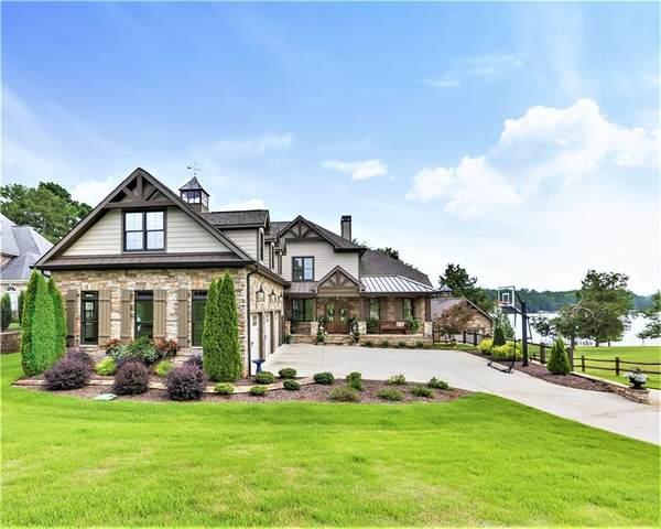 102 Ambassador Drive, Anderson, SC 29625 (MLS #20231556) :: Les Walden Real Estate