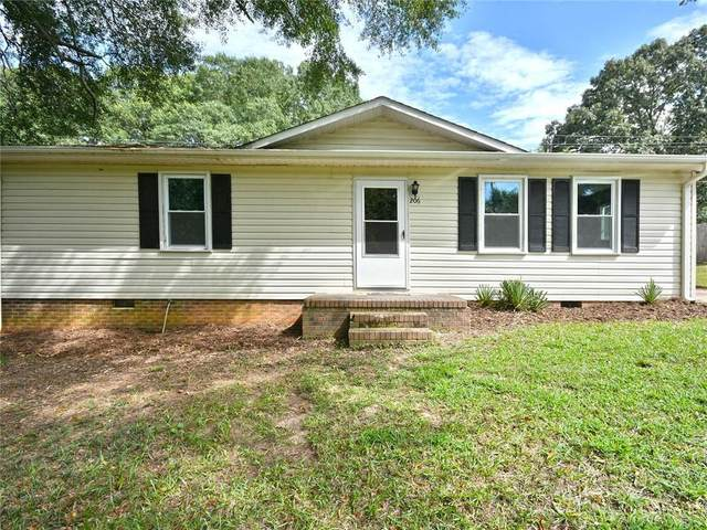 206 Springdale Avenue, Liberty, SC 29657 (MLS #20231565) :: The Powell Group