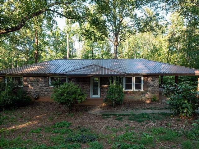 510 Sherwood Drive, Seneca, SC 29678 (MLS #20231574) :: Tri-County Properties at KW Lake Region