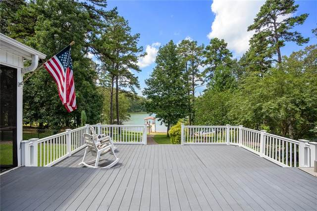 210 Lake Hills Drive, Townville, SC 29689 (MLS #20231580) :: Prime Realty